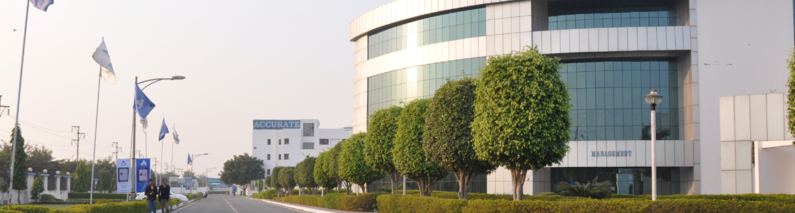 Accurate Institute of Management & Technology Campus