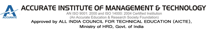 AIMT- Accurate Institute of Management & Technology logo