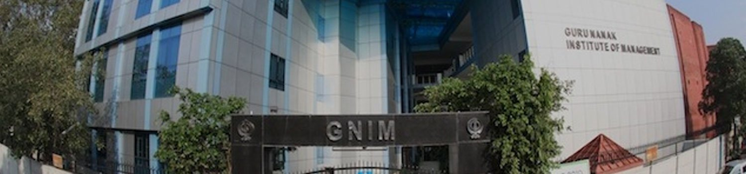 GNIM - Guru Nanak Institute of Management
