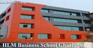 HLM Business School Ghaziabad