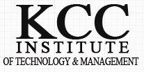 KCC Institute of Management logo