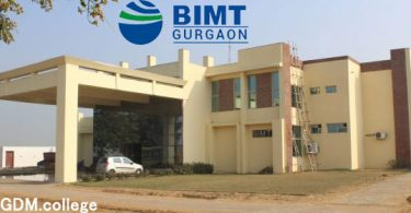 BIMT gurgaon campus