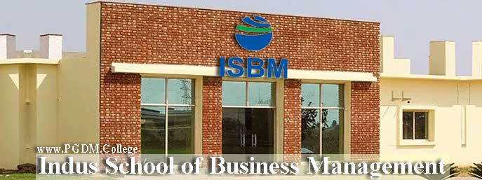 Indus school of Business Management