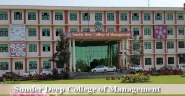 SunderDeep College Management