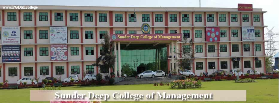 SunderDeep College of Management