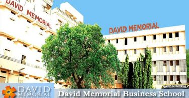 David Memorial Business School Campus