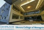 Dhruva College of Management campus