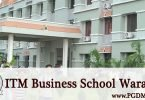 ITM Business School Warangal capus