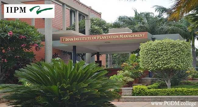 Indian Institute of Plantation Management campus