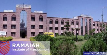 Ramaiah Institute of Management campus