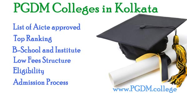 PGDM Colleges Kolkata