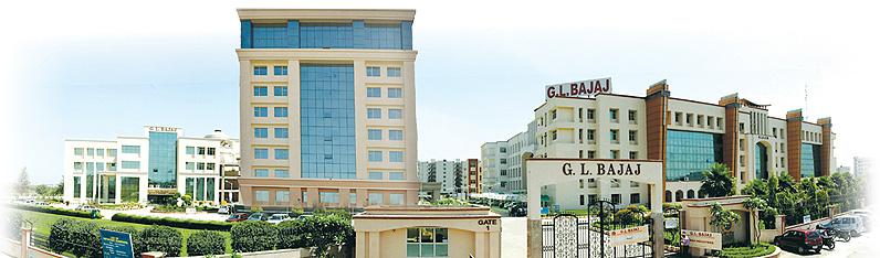 GLBIMR - G. L. Bajaj Institute of Management And Research campus