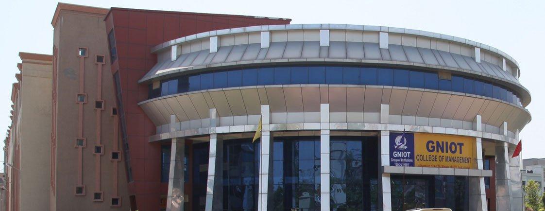 GNIOT College of Management Campus
