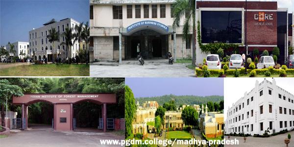 PGDM Colleges in Madhya Pradesh
