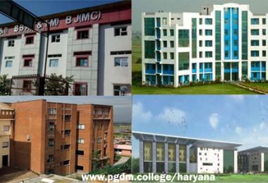 PGDM Colleges in Haryana