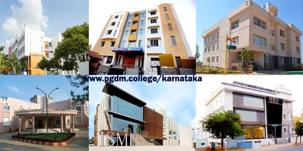 PGDM Colleges in Karnataka