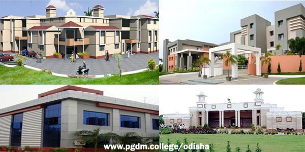 PGDM Colleges in Odisha