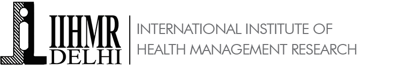 iihmr delhi logo