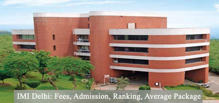 IMI Delhi Campus