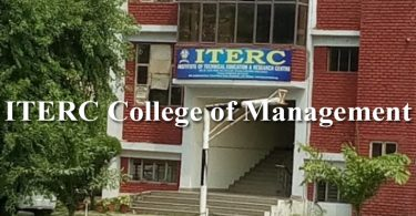 ITERC College Management