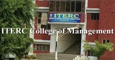 ITERC College Management