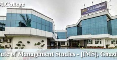 Institute of Management Studies IMS Ghaziabad