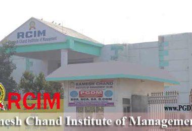 Ramesh Chand Institute Management