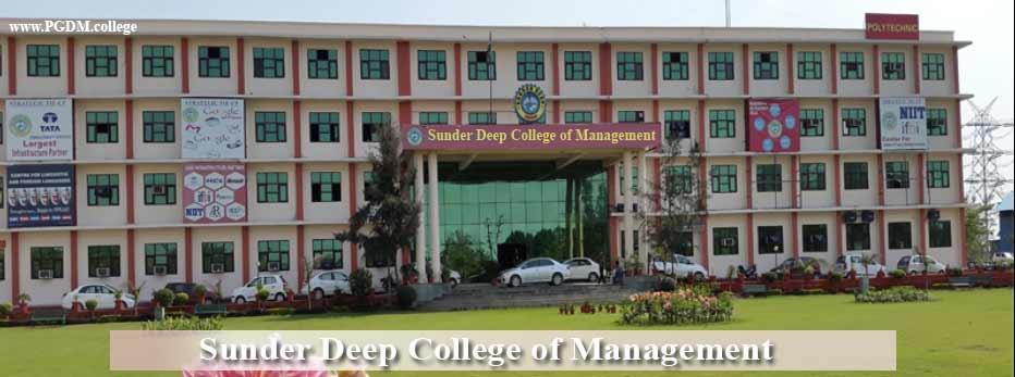 SunderDeep College of Management