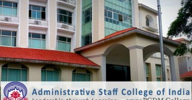 Administrative Staff College of India campus