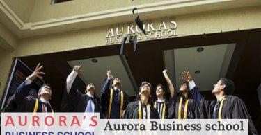 Aurora Business school Campus