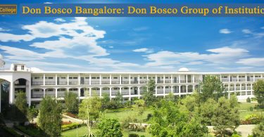 Don Bosco Bangalore College