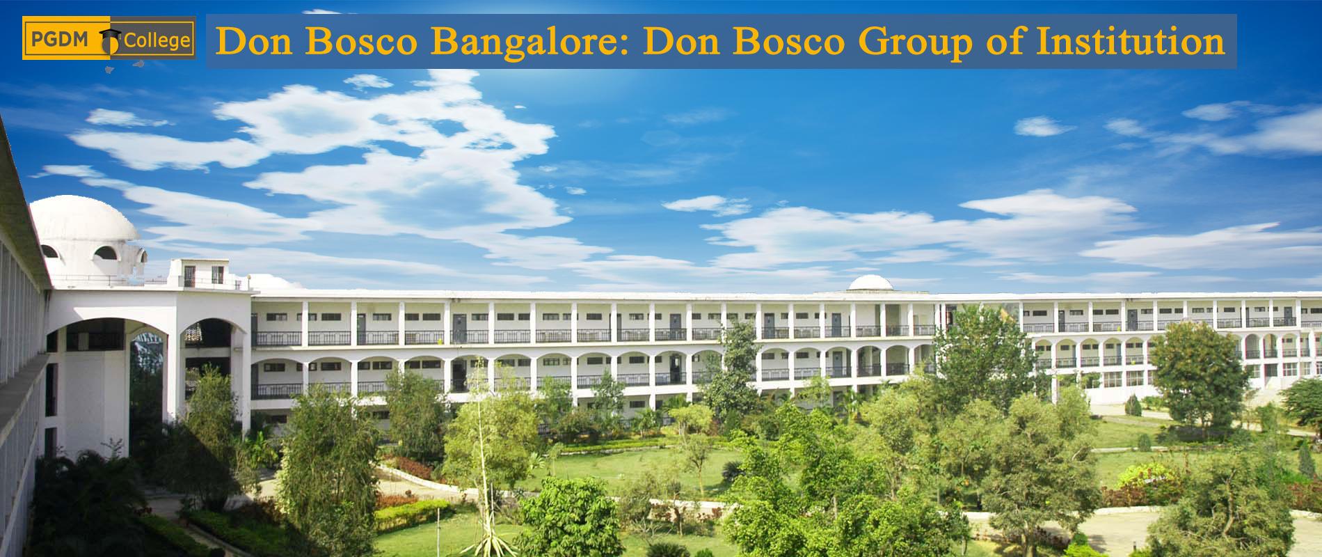 Don Bosco Bangalore College