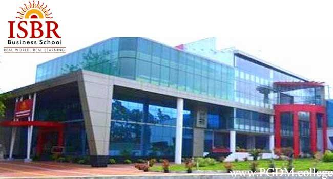 ISBR Bangalore campus