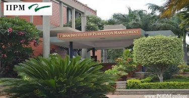 Indian Institute of Plantation Management campus