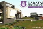 Narayana Business School campus