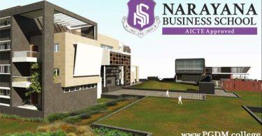 Narayana Business School campus