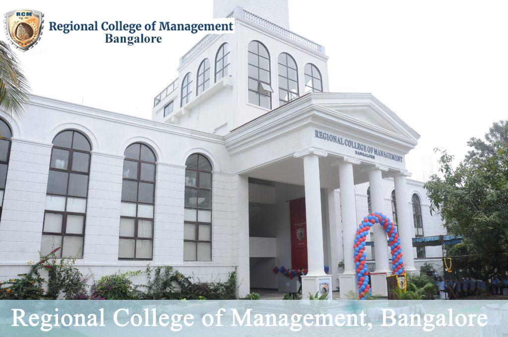 Regional College of Management RCM Bangalore
