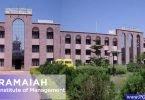 Ramaiah Institute of Management campus