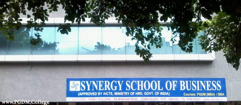 Synergy School of Business