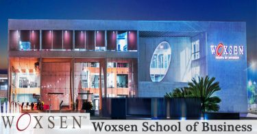 Woxsen School of Business Campus