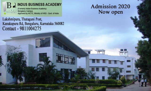 IBA Bangalore 2020 admission