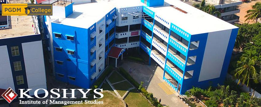 KGI Bangalore campus