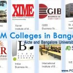 MBA/PGDM Colleges Bangalore