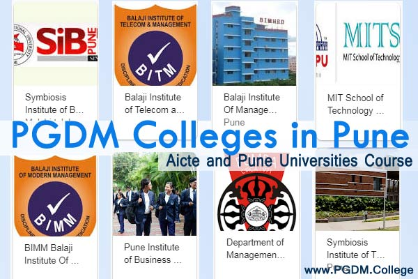 PGDM Colleges Pune
