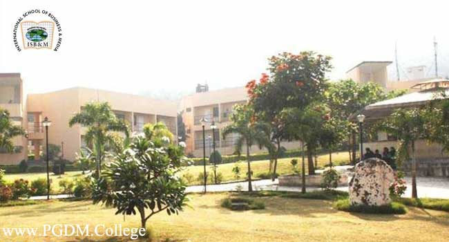 ISBM Mulshi-Pune campus