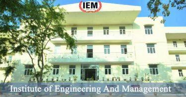 IEM Jaipur campus
