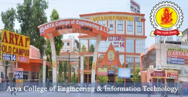 Arya College of Engineering & Information Technology