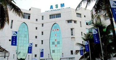 ASM iibmr campus