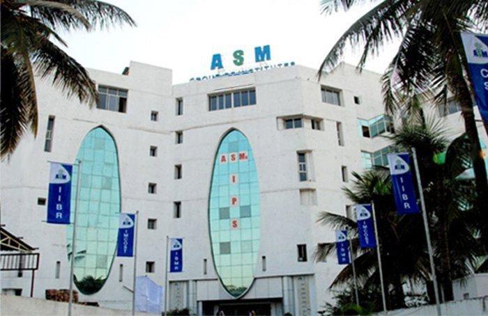 ASM iibmr campus
