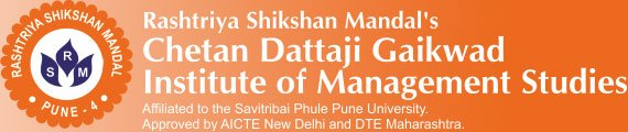 CDGIMS Pune logo